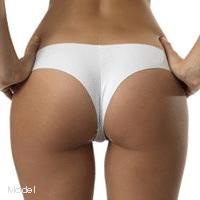 Brazilian butt lift model